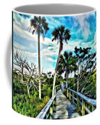 What A Beautiful Boardwalk Coffee Mug