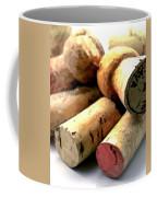 What A Corker Coffee Mug by Elaine Plesser