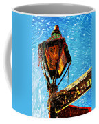 What A Party Painted Coffee Mug