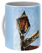 What A Party Sketch Coffee Mug