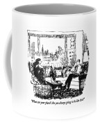 What Are Your Plans?  Are You Always Going Coffee Mug