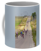 What Comes Down Must Go Up Coffee Mug