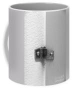 What Holds The Door Coffee Mug