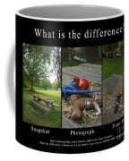 What Is The Difference Coffee Mug