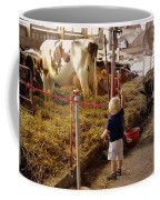 Hi Cows Or What The County Fair Is All About Coffee Mug