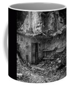 What Was Once A Prison  Coffee Mug