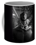 What Will Become Of The Watcher Coffee Mug by Bob Orsillo