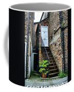 What's Behind The White Door Coffee Mug