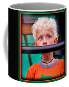 What's Going On Over There? Coffee Mug