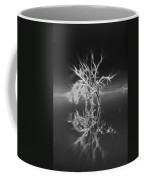 Whats Left Black And White Coffee Mug