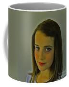 What's She Thinking? Coffee Mug