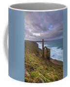 Wheal Coates Tin Mine Coffee Mug