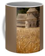 Wheat At The Abbaye Coffee Mug