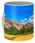 Wheat Farming At Basgo Ladakh Coffee Mug