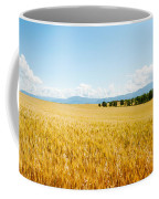 Wheat Field Near D8, Brunet, Plateau De Coffee Mug