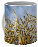 Wheat Standing Tall Coffee Mug