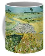 Wheatfields Near Auvers-sur-oise Coffee Mug