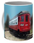 Wheaton Express Coffee Mug