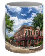 Wheaton Front Street Panorama Coffee Mug