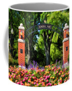 Wheaton Memorial Park Coffee Mug