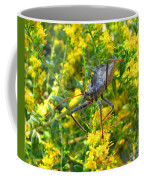 Wheel Bug  Coffee Mug