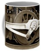 Wheel Power Coffee Mug