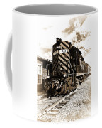 Wheeling And Lake Erie Coffee Mug
