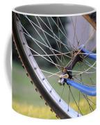 Wheeling Coffee Mug