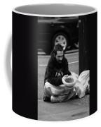 Wheels Keep Turning Coffee Mug
