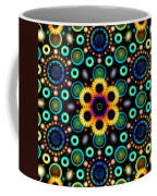 Wheels Of Light Coffee Mug