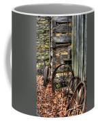 Wheels Of Time Coffee Mug by Benanne Stiens