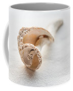 Whelk Shell New Jersey Beach Coffee Mug