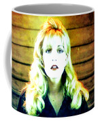 When All The World Seemed To Sleep Coffee Mug