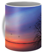 When Day Kisses Night Coffee Mug