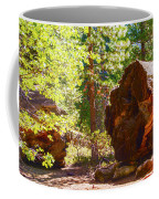 When Giants Fall Coffee Mug by Barbara Snyder