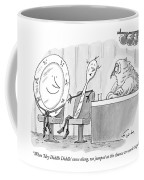 When 'hey Diddle Diddle' Came Coffee Mug