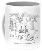 When I Grow Coffee Mug