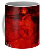 When Petal Left Stamen Coffee Mug