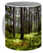 When The Forest Beckons Coffee Mug by Karen Wiles