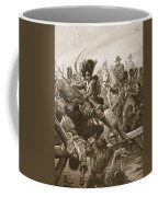 When The Remnant Of The Guard Was Seen Coffee Mug