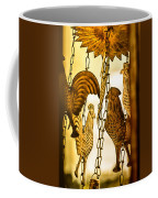 When The Rooster Crows Coffee Mug