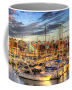 When The Sun Goes Down Coffee Mug