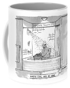 Where Earl Gets His Ideas Coffee Mug