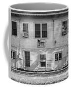 Where Heroes Begin Bw Coffee Mug