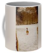 Where Is Everyone Coffee Mug by Jasna Buncic