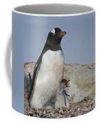 Where Is My Krill... Coffee Mug by Nina Stavlund