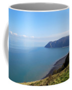 Where Land Meets Sea Coffee Mug