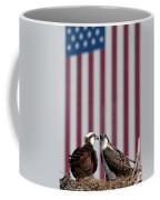 Where Ospreys Dare Coffee Mug