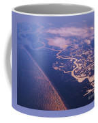 Where Rivers Meet The Sea Coffee Mug