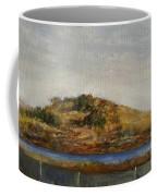 Where The Bay Meets The Hill Coffee Mug
